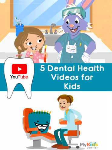 A collection of dental health videos for kids on YouTube