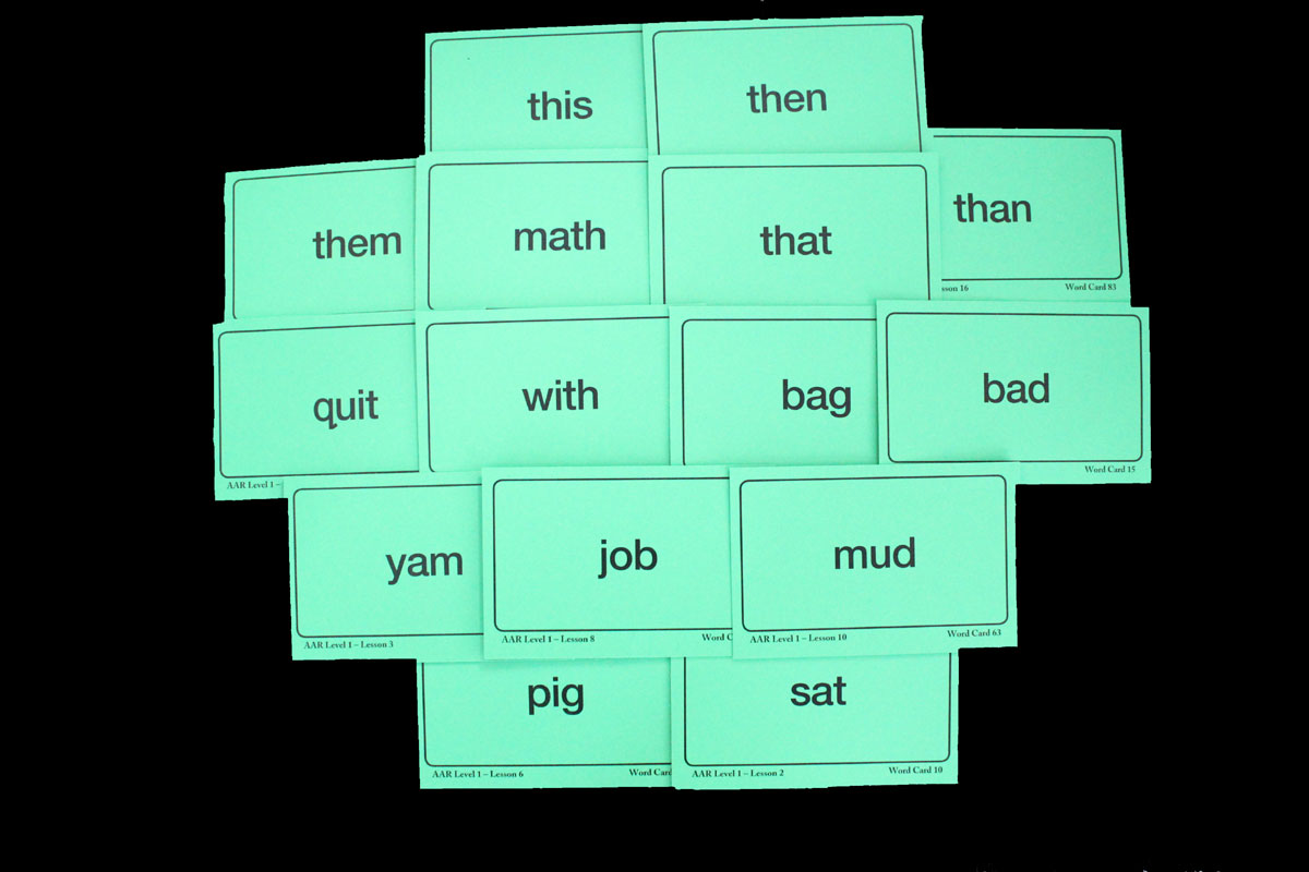 Word Recognition Strategy