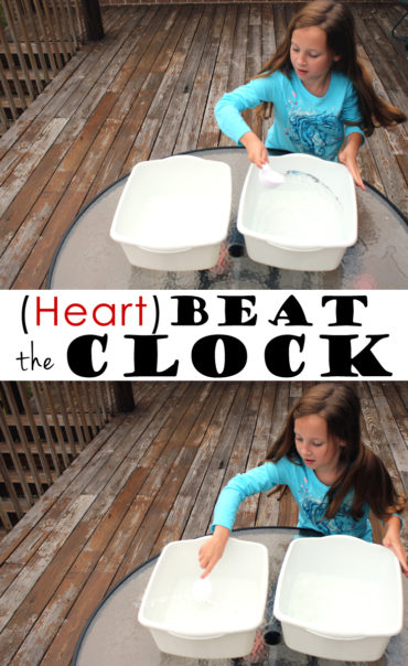 Kids learn what an amazing muscle the heart is in this fun activity.