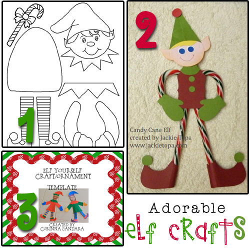 Elf Writing Prompts, Printables, and Craft Ideas