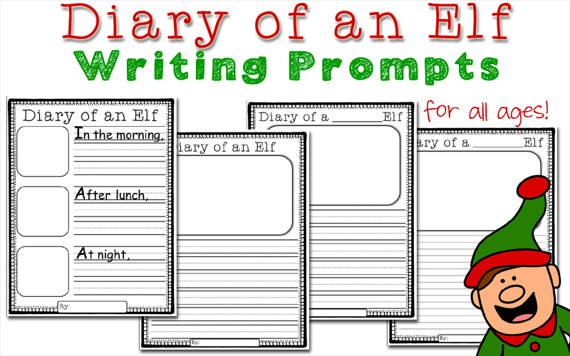 Elf Writing Prompts and Ideas