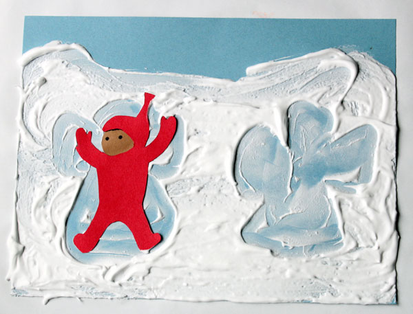 The Snowy Day Activities with printable templates