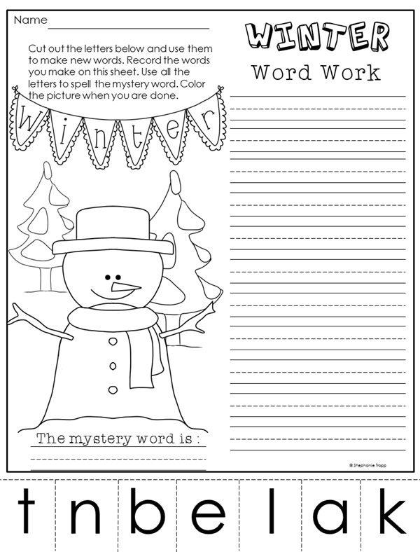 Worksheet Works For Primary : Number names worksheets m phonics free
