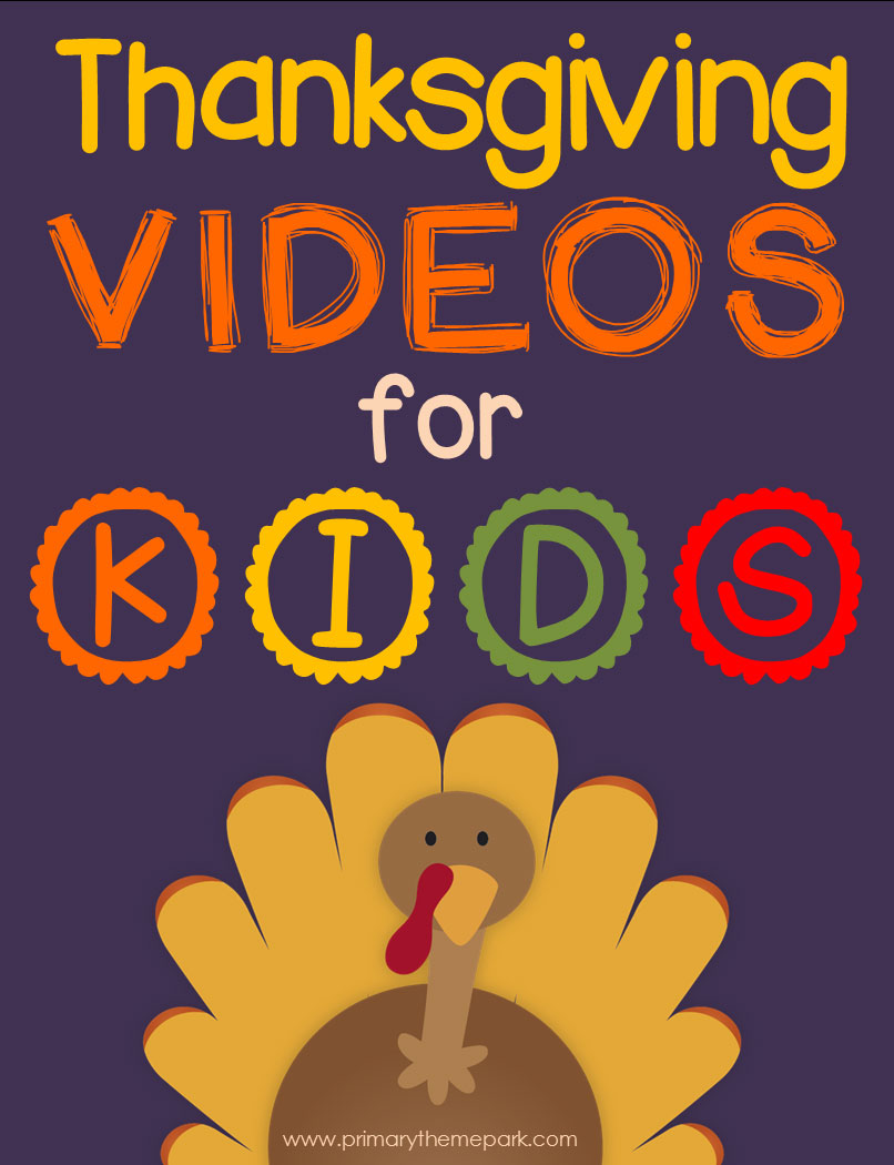 Thanksgiving Videos for Kids