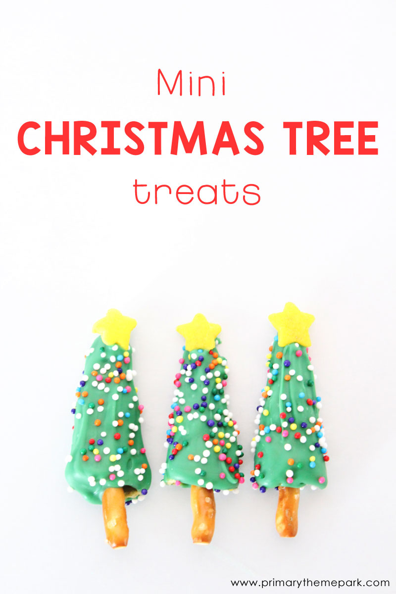 Christmas Tree Treats