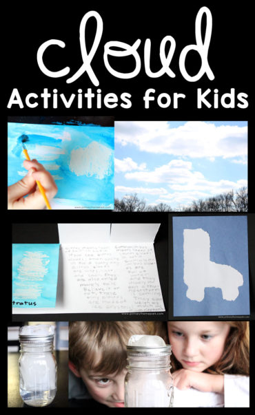 Cloud Activities for Kids