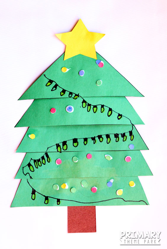 free christmas writing activity students write the steps to decorating a christmas tree under - Steps To Decorating A Christmas Tree