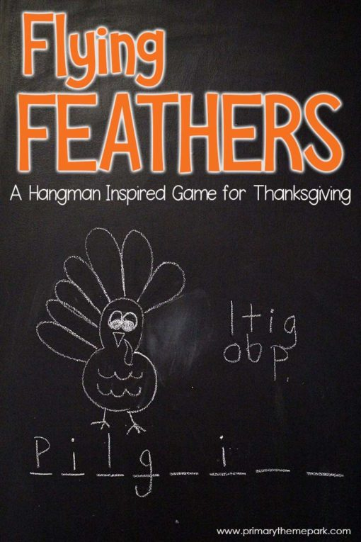 Thanksgiving Game for kids #thanksgivingactivities #thanksgivingideas