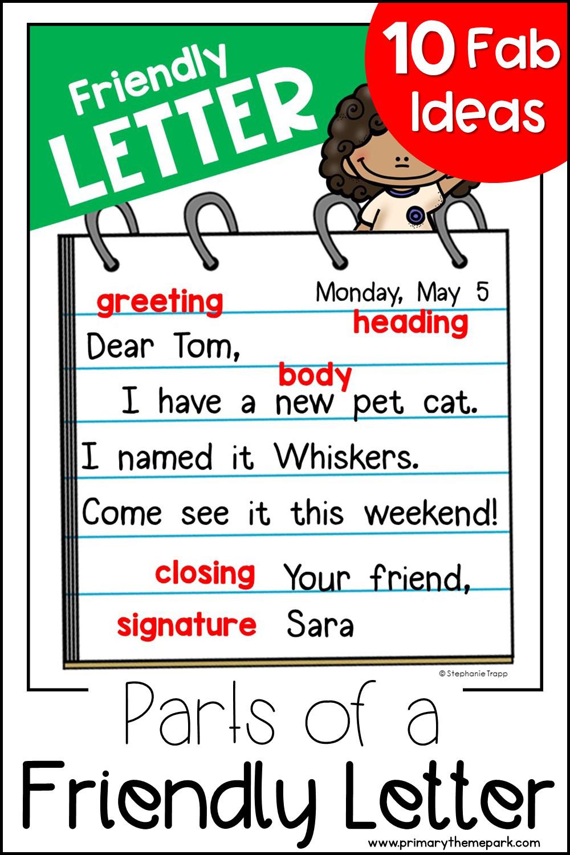 List Of Letter Closings from www.primarythemepark.com